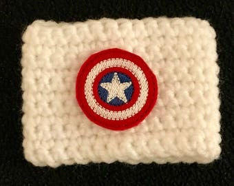 Captain Coffee Cozy