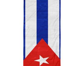 Cuba design Towel