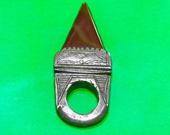 African Tuareg ring