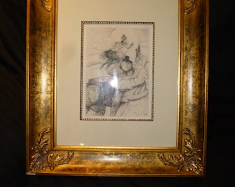 The Circus limited Lithograph by Toulouse Lautrec