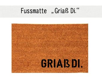 GRIAß di coconut mats carpet door mat 40 x 60 cm