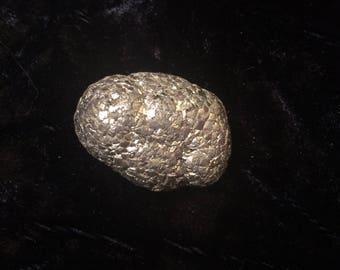 Pyrite Nodule - Crystal Specimen - Sphere