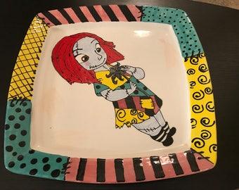 Sally Square Platter