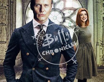 Giles & Willow