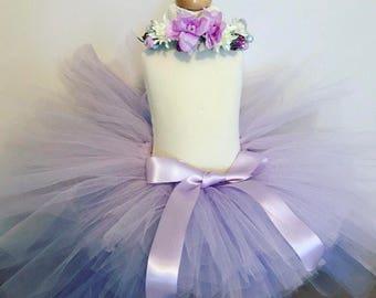 Purple high low ombre tutu, layered tutu skirt, purple tutu,unicorn tutu, fairy tutu, unicorn tutu,cakesmash tutu, girls tutu, birthday tutu