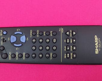 Original Remote Control SHARP G1035CESA