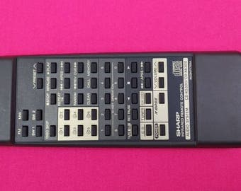 Original Remote Control SHARP RCONT1705A