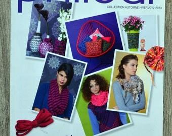 80 Phildar magazine - decor and accessories (knit)