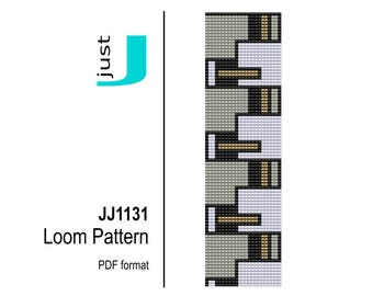 Loom Bead Pattern - JJ1131