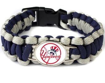 New York Yankees inspired bracelet