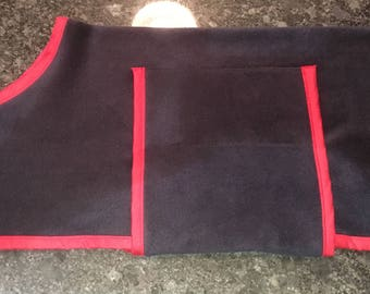 Hand Made, Luxury Dog Coat Fleece