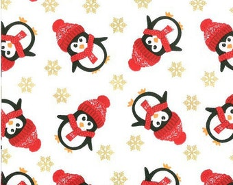 Winter Penguin 2 napkins (239)
