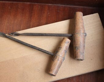 Antique Collectible Hand Drills