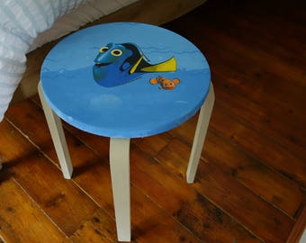 Finding Dory / Nemo Side Table