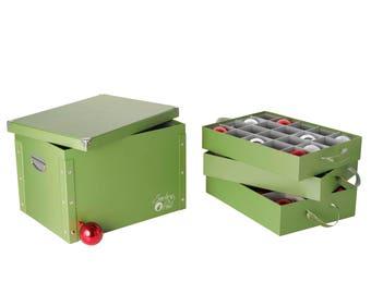 Signature Ornament Storage Box