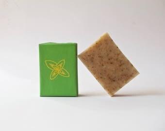 Mint & Lemon Balm Soap