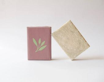 Sage & Sea Salt Soap