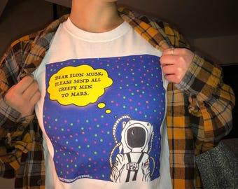 Dear Elon Musk.. T-shirt