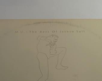 Best of Jethro Tull vinyl LP