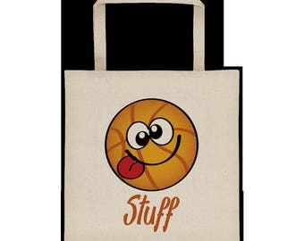 Basketball Stuff Tote bag