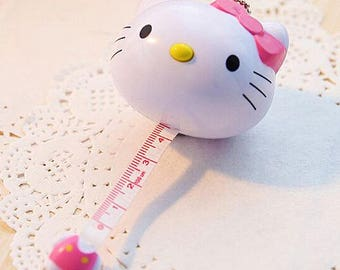 Hello Kitty 100 cm tape measure