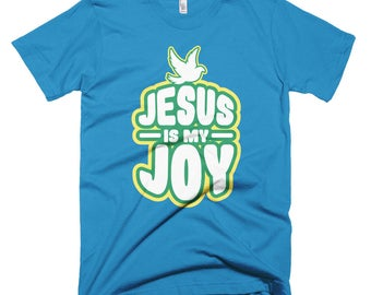 Jesus is my Joy Short-Sleeve T-Shirt