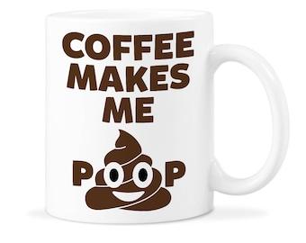 Shhh Poop Mug Poop Gag Gift Coffee Poop Mug Poop Mug Gift Funny Poop Coffee Poop Coffee Gift Funny Poop Mug Christmas Poop Gifts