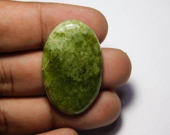 Natural Vessonite cabochon,Natural Vessonite gemstone,Vessonite Loosegemstone,Vessonite stone 49 cts