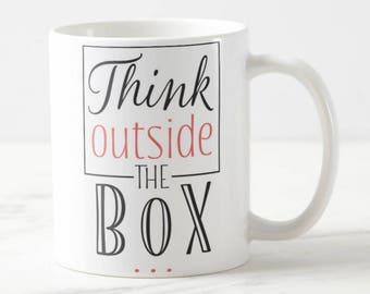 Inspirational Mug #1 -Motivational Mug - Quote Mug -Coffee Mug - For Her -For Him -Custom Gift - Inspirational Gift - Motivation - Birthday