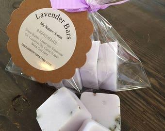 Lavender Bars