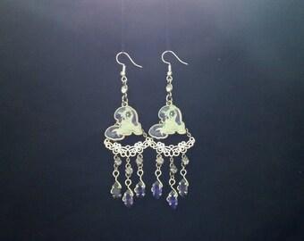 Rarity earrings