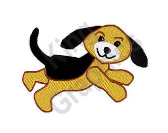 Puppy - Machine Embroidery Design, Dog