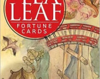 Tea Leaf Fortune telling cards