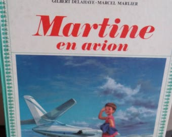 "Book ""Martine in flight"""