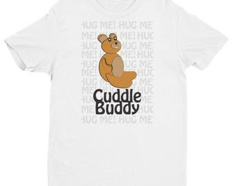 Valentines Day Cuddle Buddy Short Sleeve T-shirt