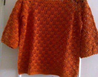 Sweater Handmade Crochet