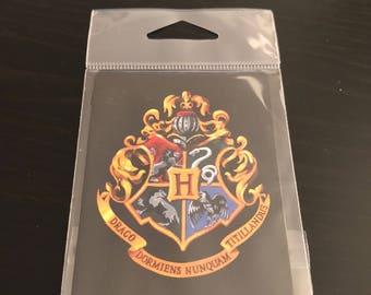 Harry Potter Hogwarts Fridge Magnet