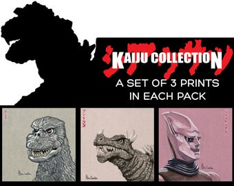 Kaiju Collection Series Two