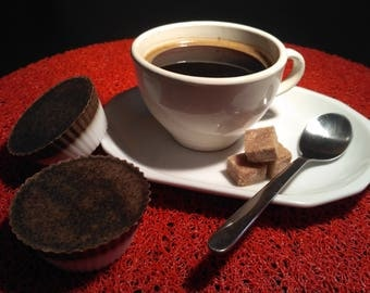 MoonLight Relax Handmade Coffee Soap