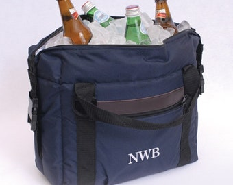 Personalized Soft-Sided Cooler - Personalized Coolers - Graduation Gifts - Soft-Side Coolers - Father's Day Gifts - Personalized Gifts