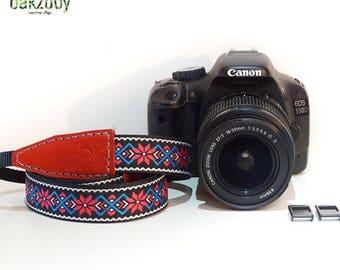 Camera Strap / Culture Strap