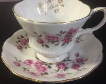 "Royal Albert ""Mother"" Tea Cup and Saucer"