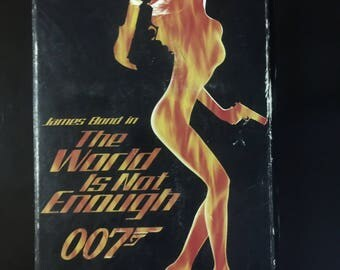 James Bond The World Is Not Enough Audio Book
