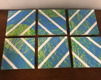 6 Part Pattern Painting