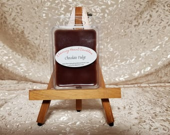 Chocolate Fudge Wax Melts (6 cavity)
