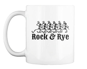 Rock & Rye Coffee Mug