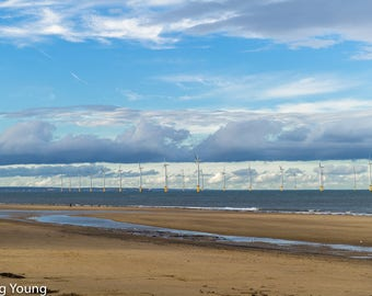 Redcar Wind Turbines