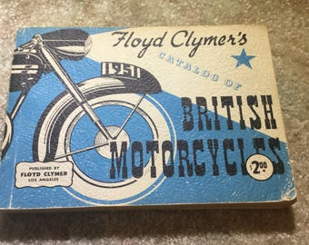Antique and Vintage Motorcycle Book