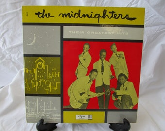 The Midnighters / Their Greatest Hits / Vinyl LP / Federal / 541