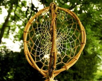 "Nature-Wood-3d-Dream catcher/Dreamcatcher ""double ring"""